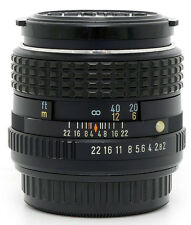 Pentax SMC M 85mm F2 Lens. Filter