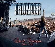 THUNDER - LIVE AT DONINGTON 2 CD + DVD NEU