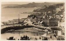 St Mawes unused RP old pc A H Hawke
