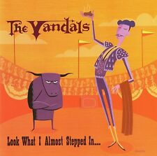 THE VANDALS - LOOK WHAT I ALMOST STEPPED IN... CD (2000) US KULT-PUNK