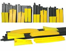 4 pc Marchon HO Slot Car Track OBSTACLE BUMP & JUMP Fits most Styles of Track!
