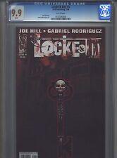 Locke & Key #1 CGC 9.9 (2008) IDW 1st First Print Joe Hill Gabriel Rodriguez