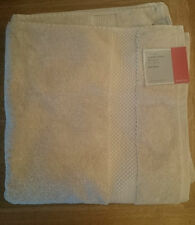 John Lewis Egyptian Cotton Thick Pile Bath Towel - Stone - 70cm x 130cm - NEW