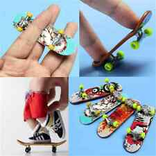 Children Kids' Mini Tech Deck Skate Finger Board Skateboards Miniature Toy Gift