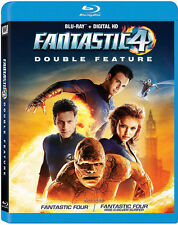 Fantastic Four Double Feature Blu-ray