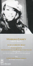 Mariah Carey CD-SINGLE ALWAYS BE MY BABY    ( 3inch)   JAPAN