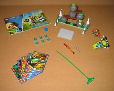 70103 LEGO Chima Boulder Bowling 100% cmplt Instructions Game Cards EX COND 2013