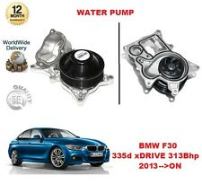 FOR BMW 335 d xDRIVE F30 2013-- ON 313 BHP WATER PUMP