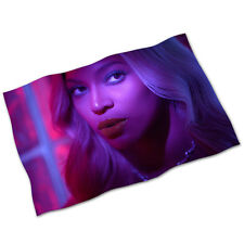 Beyonce Flag Banner NEW Drunk In Love XO 7/11 Partition Listen Formation