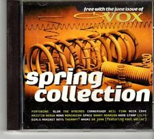 (FD631) Spring Collection, 16 tracks various artists - 1998 Vox Magazine CD