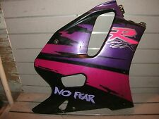 Suzuki GSXR750,1997,supersport,side fairing,side cowling,RH side