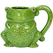 Frog Coffee Mug by Boston Warehouse