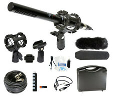 Microphone Broadcasting Camcorder Kit Canon XL2 HG21 HF R10 S200 HFR10 HFS200