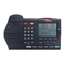 Nortel M3905 LCD Charcoal Call Centre Phone Telephone