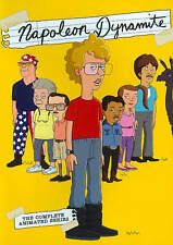 Napoleon Dynamite: The Complete Animated Series (DVD, 2014)