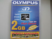 Brand New Olympus M+ 2GB xD-Picture Card for Fuji & Olympus Digital Cameras