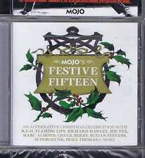R.E.M. / FLAMING LIPS / RICHARD HAWLEY Festive Fifteen Mojo compilation CD 2011