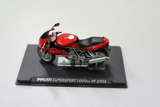 Modellino moto Ducati  Supersport 1000ds HF 2003 Scala 1/24