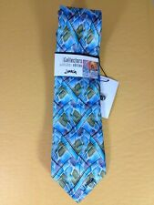 "Jerry Garcia Tie ""Northern Lights"" Artist Proof No. 2013 Collectors Edition NWT"