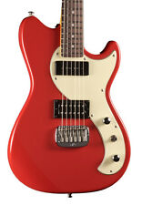 G&L Tribute Fallout Solidbody Electric Guitar Rosewood Fingerboard Fullerton Red