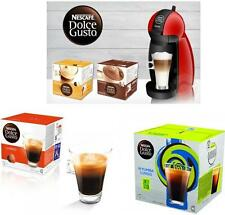 NESCAFE DOLCE GUSTO - 8 boxes x 16 capsules - MIX of your choice!
