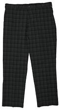 New Men's Fairway & Greene Kennedy Wale Golf Trousers Cocoa Corduroy Size 40W