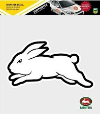 620169 SOUTH SYDNEY RABBITOHS MONSTER DECAL SECONDARY NRL CAR STICKERS ITAG