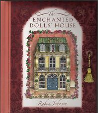 The Enchanted Dolls' House - 4  Period Dollhouses - NEW - MINT - Gift Idea
