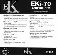Easy Karaoke Express Hits - EKi 70 Maroon 5, Katy Perry, Stooshe, Train, Lawson