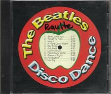 "THE BEATLES DISCO DANCE - RARO CD FUORI CATALOGO "" THE BEATLES DISCO DANCE """
