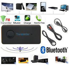Wireless A2DP Bluetooth3.0 3.5mm Stereo Music Audio Adapter Sender Transmitter