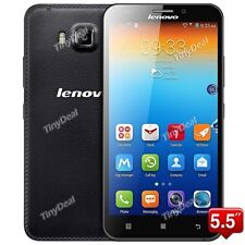 "NUOVO Lenovo a916 5.5"" 720 HD mtk6592 Octa Core Android 4.4 4g LTE Phone 13mp CAM"