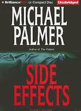 SIDE EFFECTS unabridged audio book on CD by MICHAEL PALMER