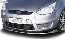 RDX Frontspoiler VARIO-X für FORD S-Max (Typ WA6)