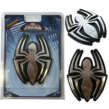 New Ultimate Spider-Man 3-D Chrome Plastic Auto Car Truck Emblem Decal Sticker