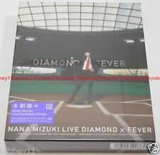 New NANA MIZUKI LIVE DIAMOND × FEVER 3 Blu-ray Japan F/S KIXM-10 4988003998653