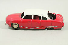 603 tatra-Original ITES-maquette de voiture LIMOUSINE/antique wind up toy car 1950