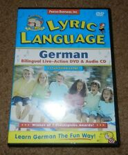 The Complete Lyric Language German (2005, CD)