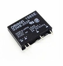 G3MB-202P-5VDC DC-AC PCB SSR In 5V DC Out 240V AC 2A Solid State Relay BH