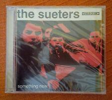 THE SUETERS - SOMETHING NEW - CD NUEVO Y PRECINTADO - POP ROCK INDIE