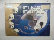 J&M EDC271 Series Headset for Open Face Helmet 8 pin HS-EDC271-OF