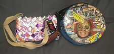 Lot of 2 NWT Purses Nahui Ollin Candy Wrapper Good & Plenty EZ DUZ IT Elliott