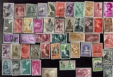 50 All Different SPANISH SAHARA Stamps