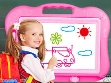 Multifunction Colorful Plastic Educational Magnetic Kids Writting Drawing Board