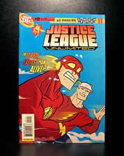 COMICS: DC: Justice League Unlimited #12 (2005) - RARE (figure/batman/flash)