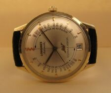 VINTAGE 10K GF LONGINES AUTOMATIC ULTRA-CHRON DOCTOR'S WATCH