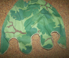 M-1 HELMET COVER, MITCHELL PATTERN CAMO, REVERSIBLE, U.S. ISSUE *NEW*