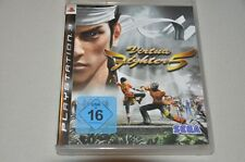 Playstation 3 Spiel - Virtua Fighter 5 - SEGA - Deutsch Komplett PS3