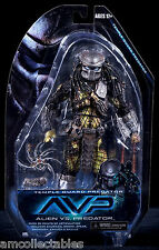 NECA AVP ALIEN vs PREDATOR - TEMPLE GUARD PREDATOR - NEU/OVP