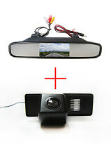 4.3'' Mirror Monitor CCD Back up  Reverse Camera for Mercedes-Benz Vito Viano